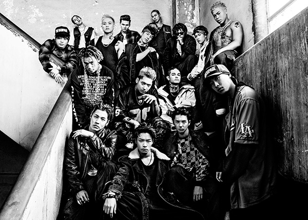 [ THE RAMPAGE from EXILE TRIBE ]